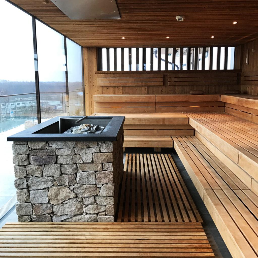 Genussdorf Gmachl Sauna